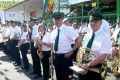 Schützenfest Schloß Neuhaus 2011