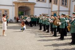 Schützenfest Schloß Neuhaus 2015