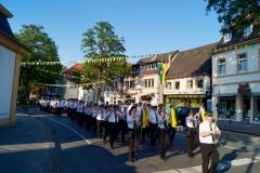 Schützenfest Schloß Neuhaus 2016