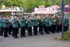 Schützenfest Sennelager 2015